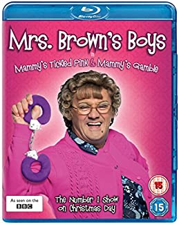 Mrs. Brown's Boys - Mammy's Tickled Pink & Mammy's Gamble