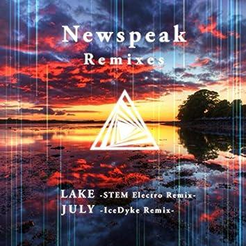 Newspeak Remixes
