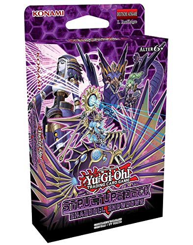 Unbekannt Yugioh - Shaddoll Showdown Structure Deck - 1 Deck - Deutsch