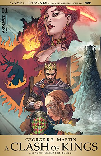 George R.R. Martin's A Clash Of Kings: The Comic Book #1 (English Edition)