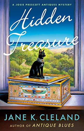 Hidden Treasure: A Josie Prescott Antiques Mystery (Josie Prescott Antiques Mysteries Book 13) by [Jane K. Cleland]