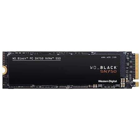 Wd Black Sn750 High Performance Nvme M 2 Interne Gaming Computer Zubehör