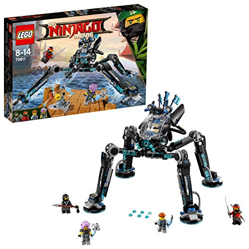 LEGO 70611 The NINJAGO Movie 70611-Nya's...