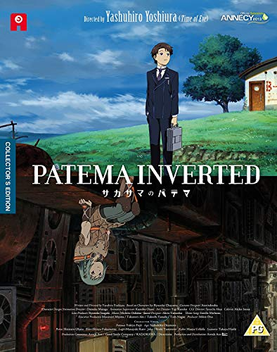 Patema Inverted - Collector's Ed...