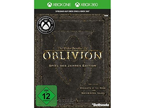 [A] Neu: The Elder Scrolls IV: Oblivion - Exklusiv [Xbox One]