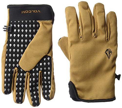 Volcom Men's Shovel Snow Glove, Caramel, Extra Large