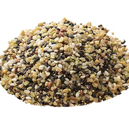 雑穀 雑穀米 国産 誕生!グルテンフリー雑穀 1kg(500g×2袋) 麦抜き雑穀 アレルギーフリー 麦無し 18穀米 送料無料※一部地域を除く 雑穀米本舗