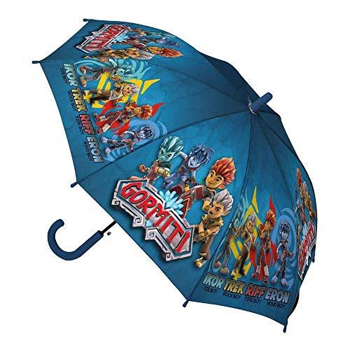 Ombrello Pioggia Bambino manuale Gormiti