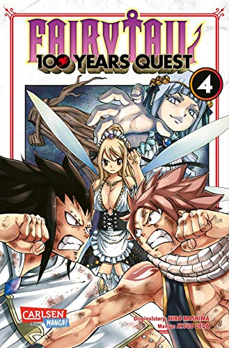 [画像:Fairy Tail - 100 Years Quest 4]