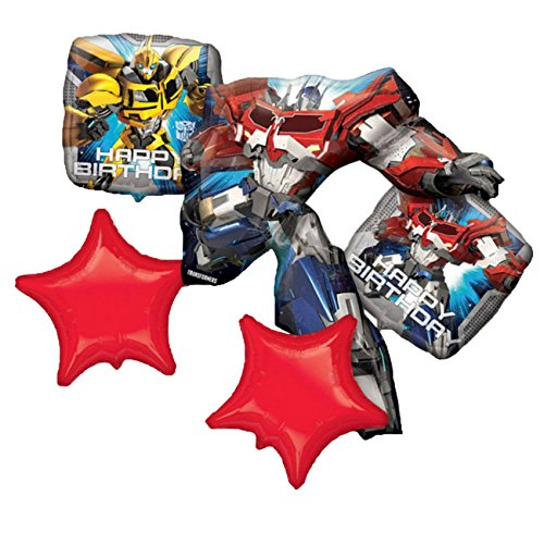 Amscan International - Globos Transformers (2933701)