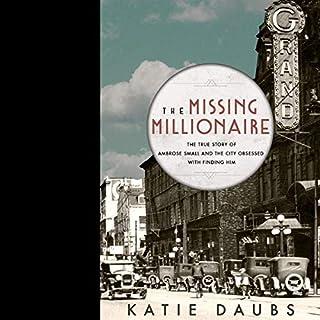 Page de couverture de The Missing Millionaire