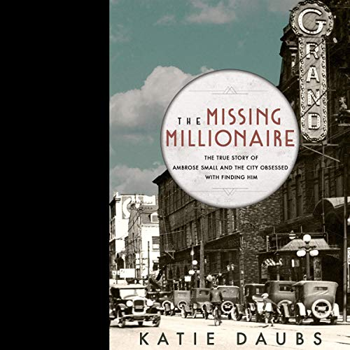 The Missing Millionaire cover art