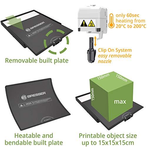 Bresser – W-LAN 3D Drucker - 6
