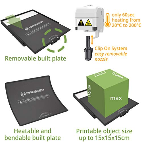 Bresser – W-LAN 3D Drucker - 3