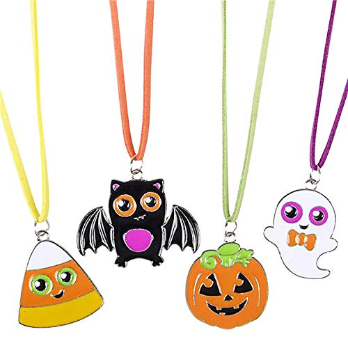 candy corn necklace - 2