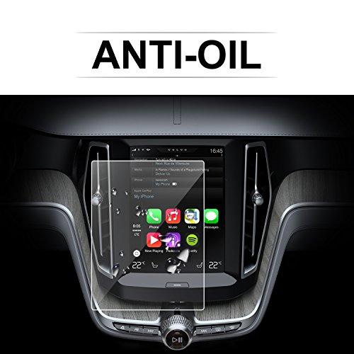 LFOTPP Volvo XC40 XC60 8,7 Pollici Navigazione Pellicola Protettiva In Vetro Temperato Screen Protector Film - 9H Antigraffio HD Alta Trasparente
