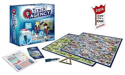 Track Agency - Grand Prix du jouet 2019 Jeu d'enquête