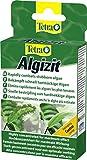 Tetra Algizit 10 tabletas - Combate con eficacia todo tipo de algas gracias a la elevada concentración de su ingrediente