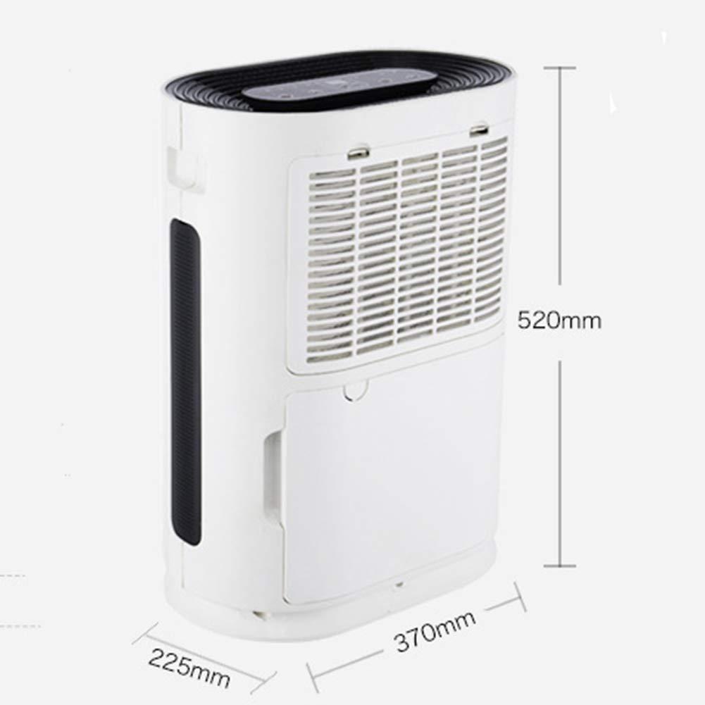 Dsnmm Gran deshumidificador, purificador de Aire, 30L por día |5L ...