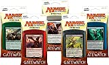 SET OF ALL 5 INTRO DECK PACKS - Oath Of The Gatewatch MTG OGW Magic The Gathering