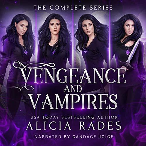 Vengeance and Vampires cover art