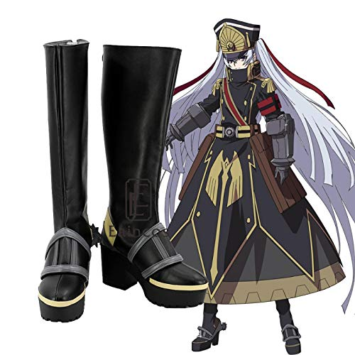WSJDE Anime Re:CREATORS Altair Cosplay Shoes Boots Custom-made