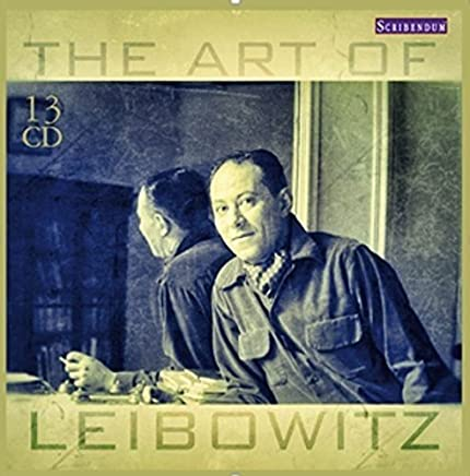 Art of Leibowitz [Box]