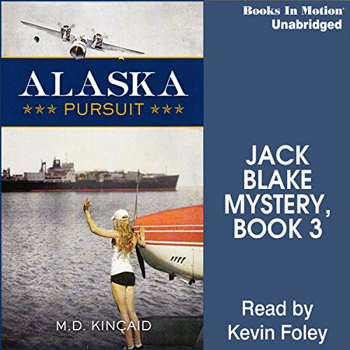Couverture de Alaska Pursuit