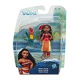 Hasbro Disney Vaiana Little Kingdom - Figura de Vaiana y Hei Hei Hei