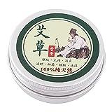 Moxibustion Cream, ANGGREK Herbal Moxa Moxibustion Cream Beifuß Essential Health Hautpflege Reparaturprodukte Massageöl Health