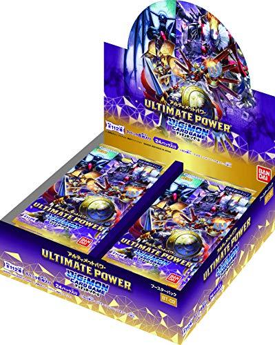 Bandai Digimon Card Game Booster Ultimate Power [BT-02] (Box)