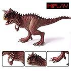 HiPlay カルノータウルス リアル 恐竜 フィギュア モデル 『大型・大迫力・還元度追求』 ジュラシック 肉食 動物 模型 DN004