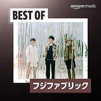 Best of フジファブリック