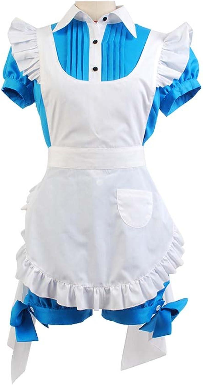 schwarz Butler Earl Ciel Alice Dress Cosplay Kostüm Damen M