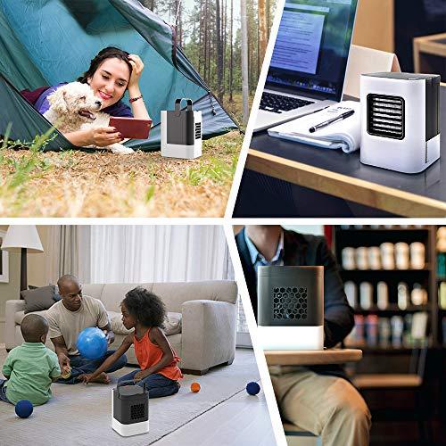 USB Luftkühler Mobil Anbber Air Cooler Bild 6*