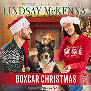 Boxcar Christmas cover art