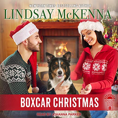 Boxcar Christmas  By  cover art