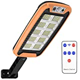 KKSY Luz Solar para Exteriores, Impermeable, Sensor de Movimiento...