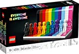 Lego Everyone is Awesome 40516 - Pride Celebration with...