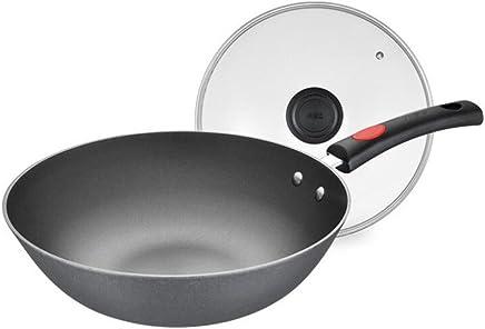 Amazon.es: sartenes de titanio - Cacerolas / Recipientes para horno ...