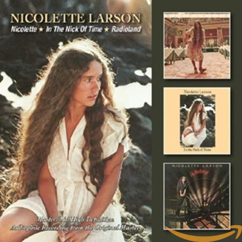 Nicolette/in The Nick of Time/ [Import Allemand]