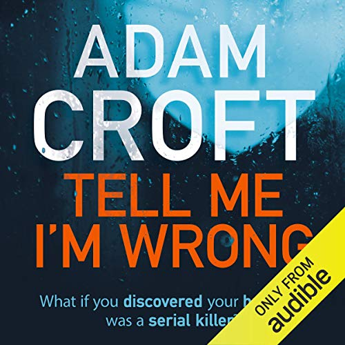 Tell Me I'm Wrong audiobook cover art