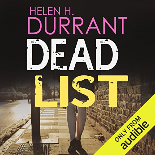 Dead List audiobook cover art