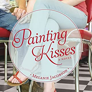 Painting Kisses cover art