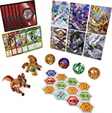 Bakugan, Armored Alliance UNbox & Brawl Pack with 6 Exclusive, for Kids Aged 6 and up, Amazon Exclusive