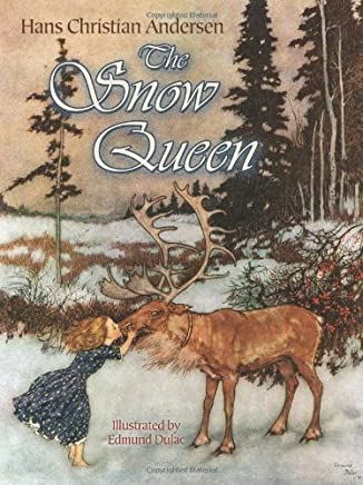 The Snow Queen (Dover Childrens Classics) by Hans Christian Andersen(2013-12-20)