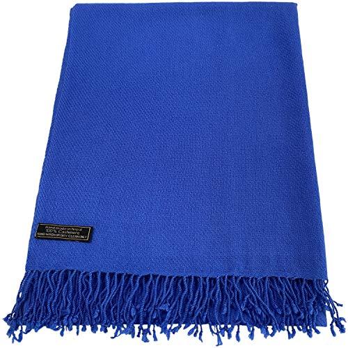 CJ Kleding Hoge kwaliteit 100% kasjmier 2 Ply sjaals hand gemaakt van Nepal sjaal sjaal Wrap nieuw