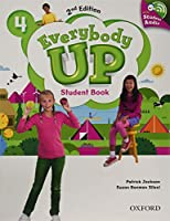 Everybody Up: Level 4: Student Book with Audio CD Pack: Linking your classroom to the wider world