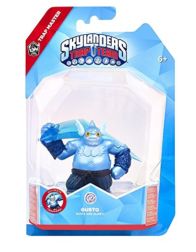 Skylanders: Trap Team - Figura Trap Master Gusto