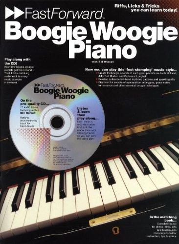 Fast Forward: Boogie Woogie Piano. Für Klavier